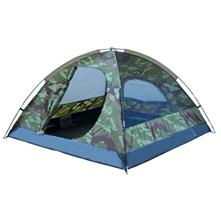 photo: Giga Tent Redleg 3 Camo Dome Tent three-season tent