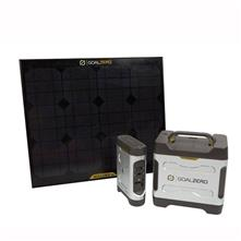 photo: Goal Zero Extreme 350 Adventure Kit solar charger