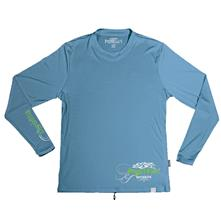 photo: HyperFlex Boys' Long Sleeve Watershirt long sleeve rashguard