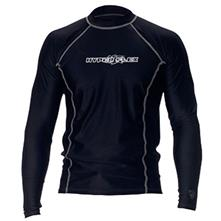 photo: HyperFlex Loose Fit Long Sleeve Rashguard long sleeve rashguard