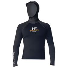 photo: HyperFlex Polyolefin Long Sleeve Hooded Rashguard