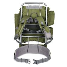 photo: High Sierra Badger 40 external frame backpack