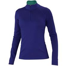 photo: Ibex Women's Shak Lite Half-Zip