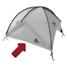 photo: Kelty Sunshade Accessory Wall tent accessory
