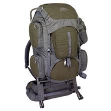 photo: Kelty Trekker 3950 external frame backpack