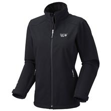 photo: Mountain Hardwear Amida Jacket soft shell jacket