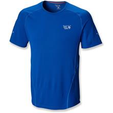 photo: Mountain Hardwear Coolrunner Short Sleeve T short sleeve performance top