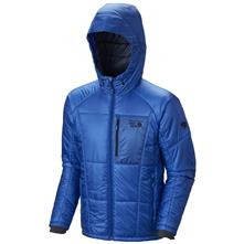 photo: Mountain Hardwear Men's Hooded Compressor Jacket