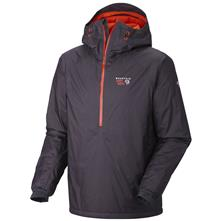 photo: Mountain Hardwear Quasar Insulated Pullover synthetic insulated jacket