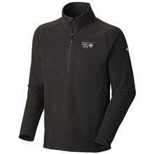 Mountain Hardwear Toasty Tweed Zip 1/4 Zip