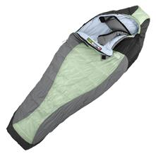 photo: The North Face Women's Snowshoe 3-season synthetic sleeping bag