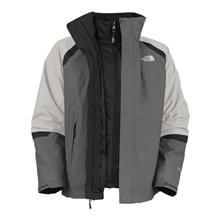 photo: The North Face Immigration TriClimate Jacket component (3-in-1) jacket