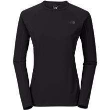 photo: The North Face Women's Light Long-Sleeve Crew Neck