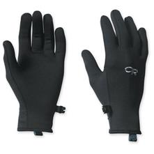 photo: Outdoor Research Women's PL Base Gloves fleece glove/mitten