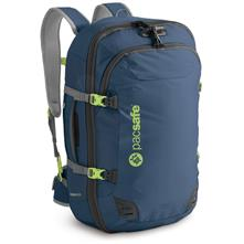 photo of a Pacsafe internal frame backpack