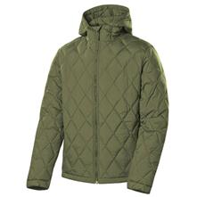 photo: Sierra Designs Men's Stretch DriDown Hoody down insulated jacket