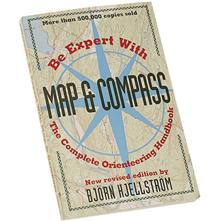 Silva Be Expert with Map & Compass Book