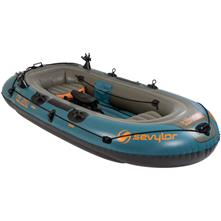 photo: Sevylor Fish Hunter 4 Person Boat recreational raft