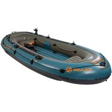 photo: Sevylor Fish Hunter 6 Person Boat recreational raft