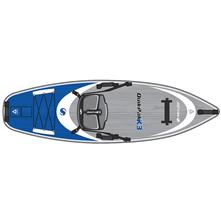 Sevylor QuikPak K3 Covered Kayak