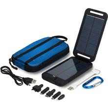photo: Powertraveller Solarmonkey Adventurer solar charger