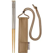 photo: Snow Peak Carry-On Chopsticks L