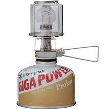 photo: Snow Peak GigaPower Lantern, Auto fuel-burning lantern