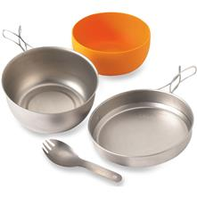 photo: Snow Peak Hybrid Trail Cookset pot/pan