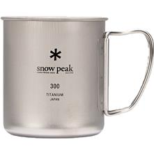 Snow Peak Titanium Single Wall 300 Cup
