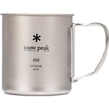 photo: Snow Peak Ti-Single 450 Cup
