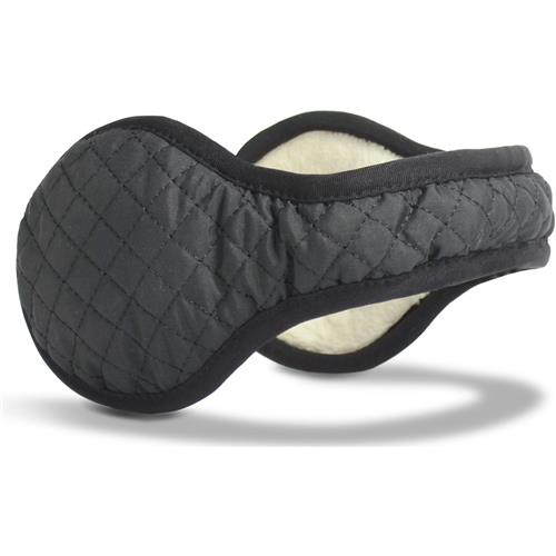 180s Cornerstone Ear Warmer for Women Black