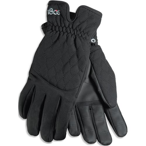 180s Keystone Glove for Women Black Soot Large