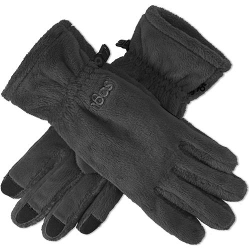 180s Lush Glove for Women Black Large