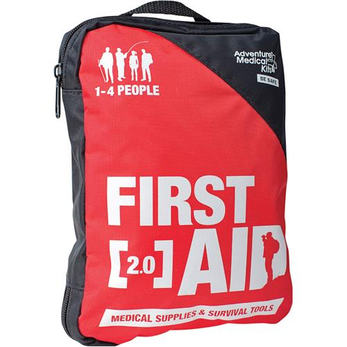 photo: Adventure Medical Kits Adventure First Aid 2.0 first aid kit