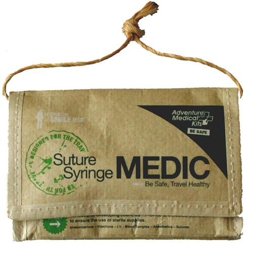 photo: Adventure Medical Kits Suture/Syringe Medic Kit first aid supply