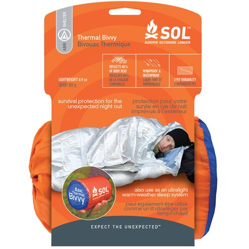 photo of a SOL safety gear