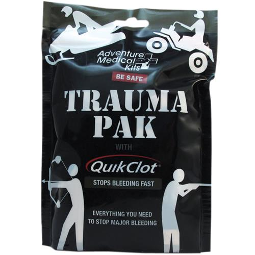 photo: Adventure Medical Kits Trauma Pak first aid supply