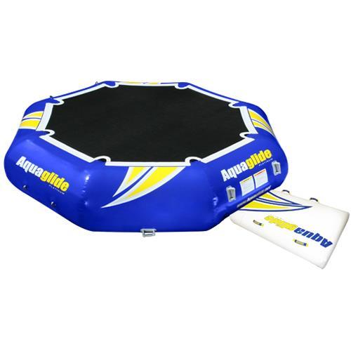 Aquaglide Platinum Rebound Aquapark Bouncer Set 16