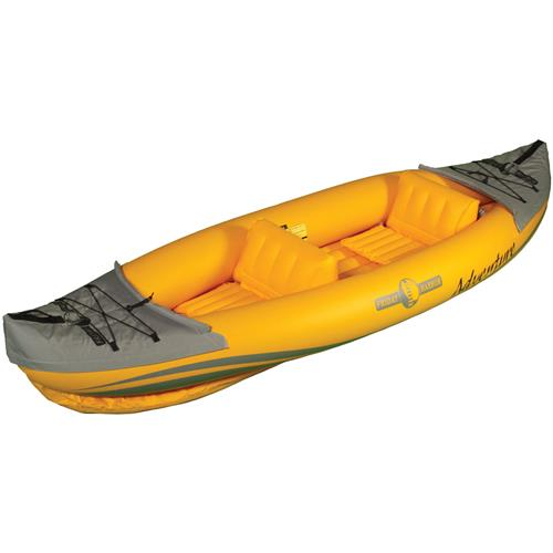 photo: Advanced Elements Friday Harbor Adventure Tandem Kayak inflatable kayak