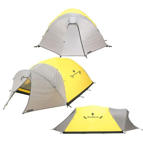 photo: Black Diamond Bombshelter four-season tent