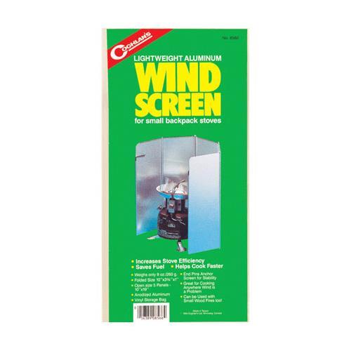 photo: Coghlan's Windscreen stove windscreen