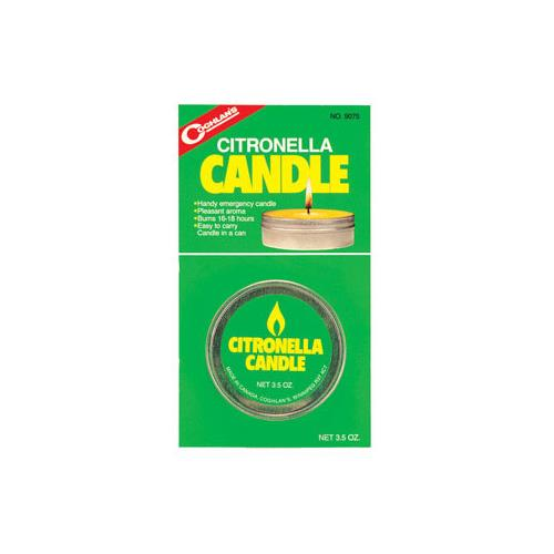 photo: Coghlan's Citronella Candle insect repellent