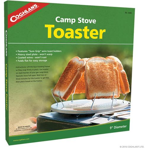 photo: Coghlan's Camp Stove Toaster kitchen accessory