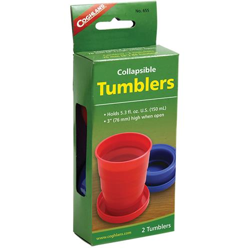 photo: Coghlan's Collapsible Tumblers cup/mug