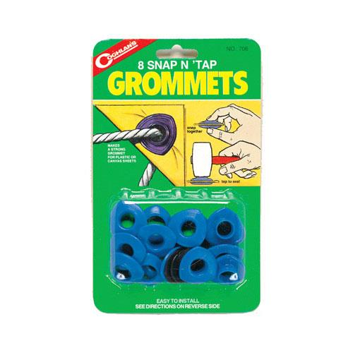 photo: Coghlan's Snap 'n Tap Grommets repair kit
