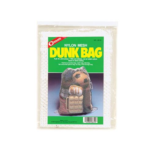 photo: Coghlan's Nylon Mesh Dunk Bag stuff sack