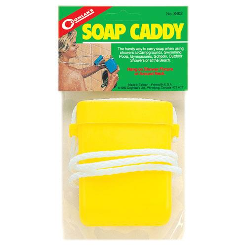 photo: Coghlan's Soap Caddy hygiene supply/device
