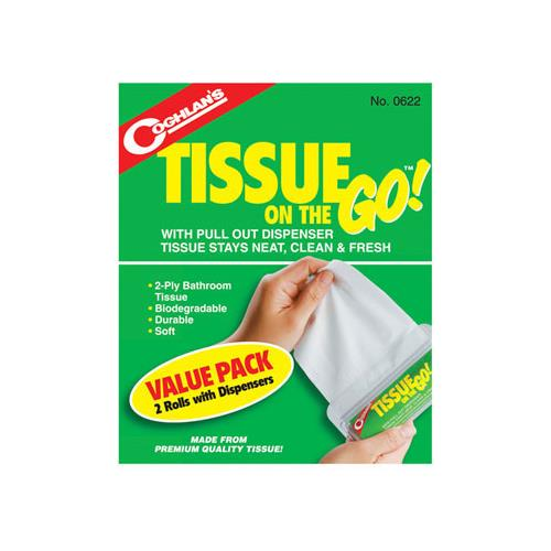 Coghlan's Tissue On The Go