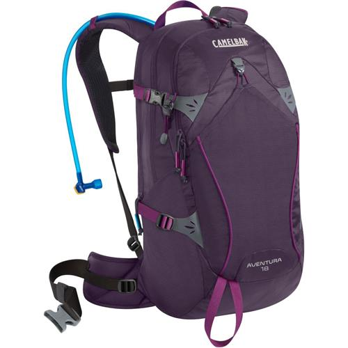 photo: CamelBak Aventura 18 daypack (under 2,000 cu in)