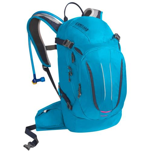 photo: CamelBak L.U.X.E. NV hydration pack